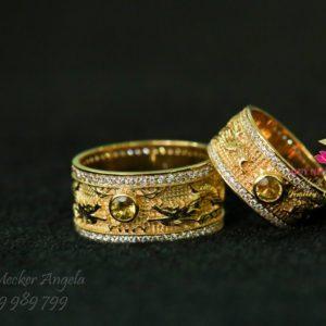 Nhẫn đôi phong thủy
